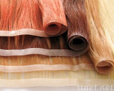 skin weft,PU weft,hair extensions,hair weft,