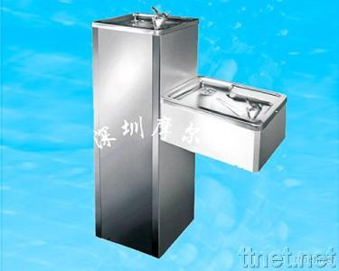 Free Standing Stainless Steel Drinking Fountain