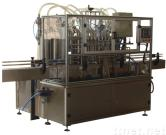 Fully autoamtic Linear  filling machine with 12 nozzles
