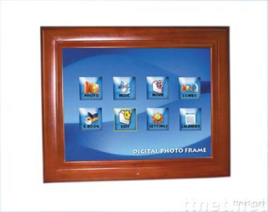 15 Inch TFT LCD Digital Photo Frame with Multifunction