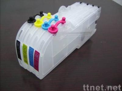Refillable ink cartridges for Brother printers