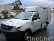 insulated pick-up body