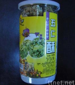 Sell Five Types Kernels Crunchy (snack Food)