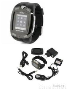 watch mobile phone, mobile watch, wrist cell phone, gsm mobile phone, cell phone