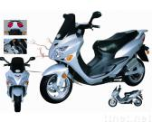 HDE-30E ,3000W eec electric motorcycle