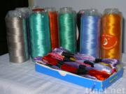 Polyester FDY embroidery thread