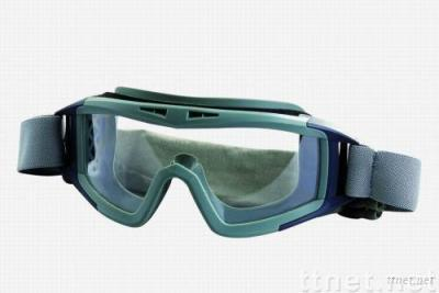 military or fire goggles