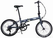 20 inch alloy folding bicycle