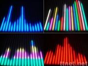 Led audio light with controller