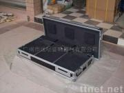 DJ coffin  turntable flight case pioneer 2CDJ1000&1  mixer DJM800)