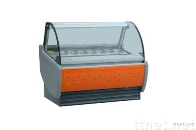 Ice Cream Display Case--Sisilly