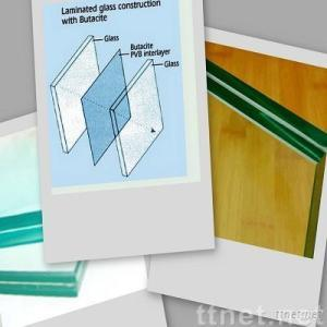fire resistant laminated glass