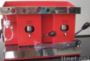 two groups coffee machine