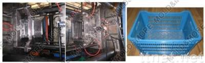 Plastic Mold of Crate