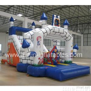 Sell inflatable big slide castle/slide bouncer/inflatable game/ toy