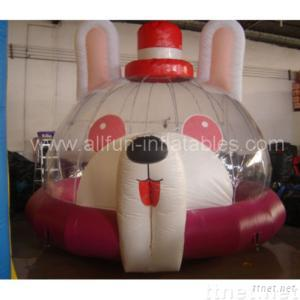 Sell inflatable round ball pool, inflatable pool bouncer, inflatable game