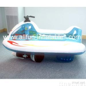 inflatable water scooter/motor/motorbike/motercycle/motor boat