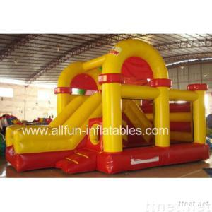 Inflatable Obstacle/Fun City/Inflatable Game/toy/castle slide