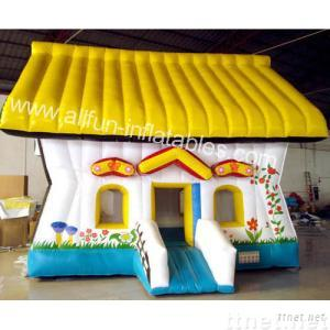 Inflatable Ball Pool/Bouncer/Castle/House/Building