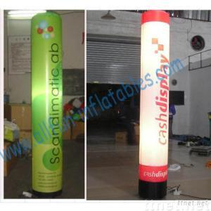 Inflatable Light Tube/Advertising Pole/Promotional Pipe