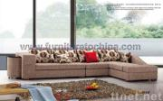 modern corner sofa, fabric sofa, leisure sofa, sectional sofa, upholstery sofa, living room seat, furniture