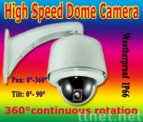Auto Motion Tracking High Speed Dome PTZ Camera