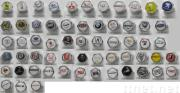 Wholesale and Retial High Quality Car Decoration Car Badge Emblems  Valve Caps