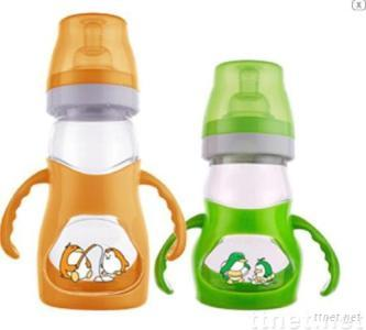 BPA free baby feeding cup/bottle training cup/bottle