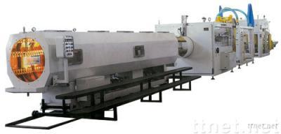 PE, PVCφ315-φ630 Pipe Material Production Line
