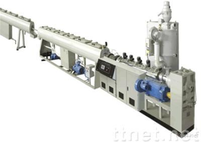 Production Line for Stable PPR Pipes with Aluminum Layer