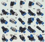 One touch tube fittings,push in fittings,pneumatic components