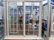Aluminum windows profiles