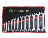 Double-open End Wrench Set DIN 3110 Chrome Vanadium
