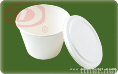 bagassee bowls with lid