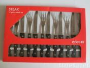 12pcs steak knife set