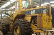 used caterpillar wheel loader CAT 980f