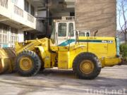 used kawasaki wheel loader KLD90