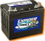 Exrider Deep Cycle Batteries