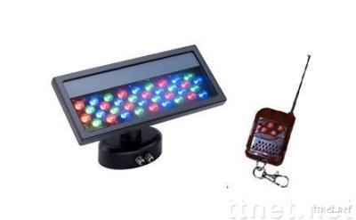 High Power LED Wall Washer RGB with remote controller