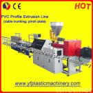 PVC Profile Extrusion Line - Cable Trunking