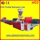 PVC Profile Production/Extrusion Line