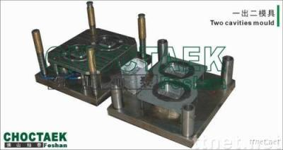Fast food container mould(aluminum foil)-two cavities