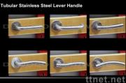 Stainless Steel Tubular Lever Handle