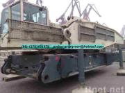 Used DEMAG Crawler Crane 275T