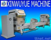 aluminum and pvc profile slicing machine--Double-head Cutting Saw CNC for Aluminum Window And Door LJZ2-CNC-500X4200
