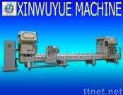 aluminum and pvc profile slicing machine--Digital Display Double-head Automatic Cutting Saw for Aluminum door and wind