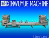 aluminum and pvc slicing machine-- Double-head Cutting Saw for ALU-door and window LJB2S-500X4200