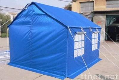 1500 Stock Disaster Relief Tent, emergency shelter for Chile Earthquake