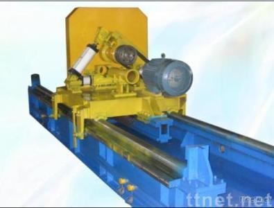 steel pipe flying saw