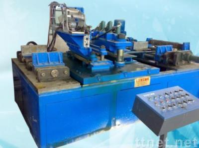 Pipe Making Machine:  shear & butt welder
